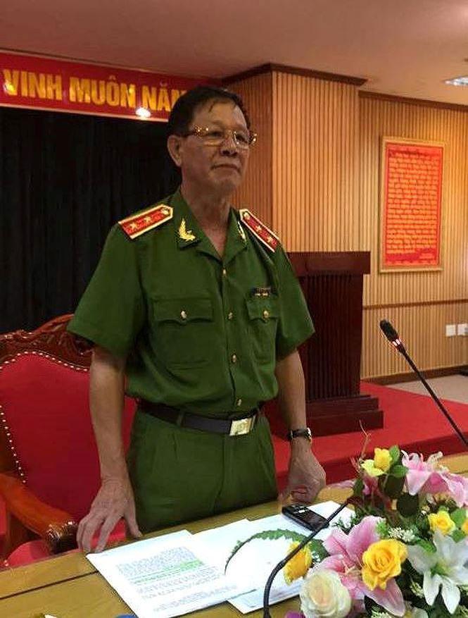 Trùm cờ bạc tiết lộ những bữa nhậu xa xỉ của tướng Phan Văn Vĩnh - 1