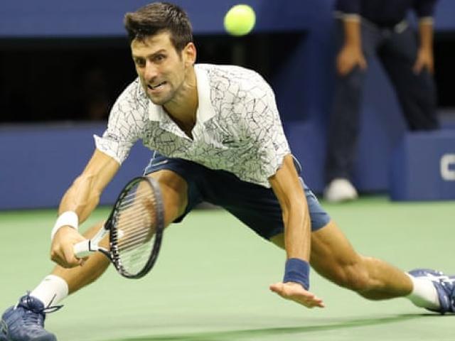 "Clip hot US Open: Djokovic tung đòn ""kết liễu"" khiến Nishikori bất lực"