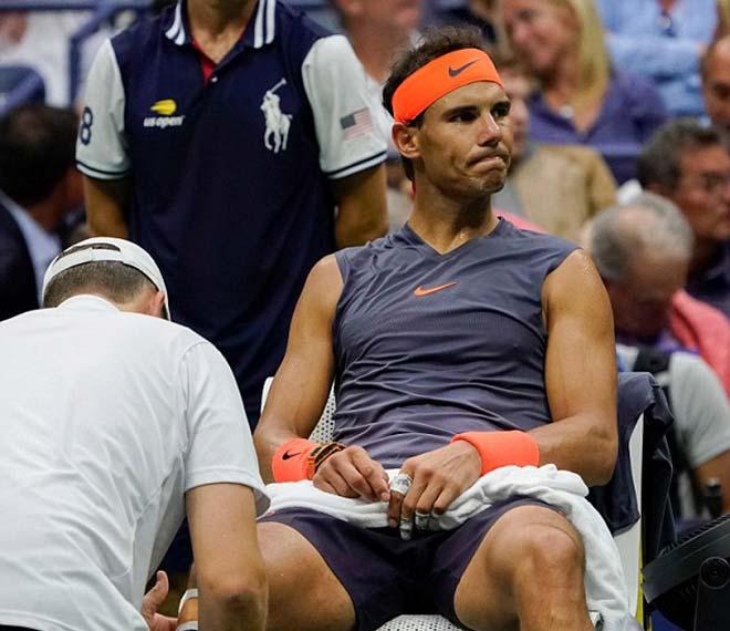 Nadal - Del Potro: Khởi đầu kịch tính, đoạn kết không ngờ - 1
