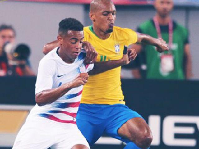 """Mỹ - Brazil: Tai họa 11m, Neymar tung đòn """"kết liễu"""""""