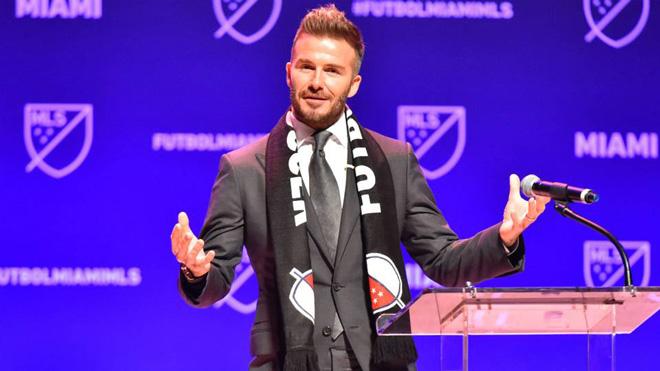 Sếp Beckham xây siêu đội hình: Sau Ronaldo có nhà vô địch World Cup - 1