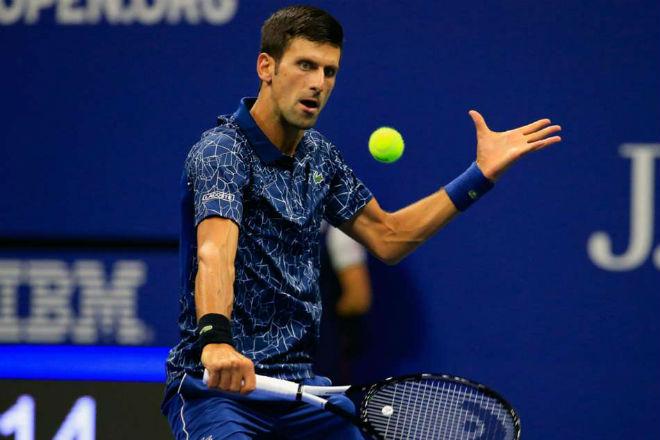 Djokovic - Nishikori: Sai lầm dồn dập, trừng phạt thẳng tay (Bán kết US Open) - 1