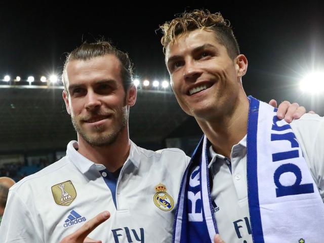"""Real thăng hoa: Bale muốn làm """"ông trùm"""" phải học Ronaldo"""