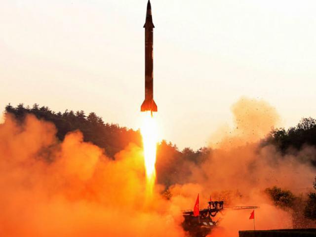 Triều Tiên sắp thử tên lửa lớn chưa từng có?