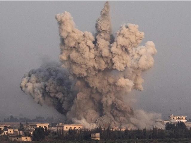 """Nga, Syria không kích dữ dội chưa từng thấy vào """"chảo lửa"""" Idlib"""