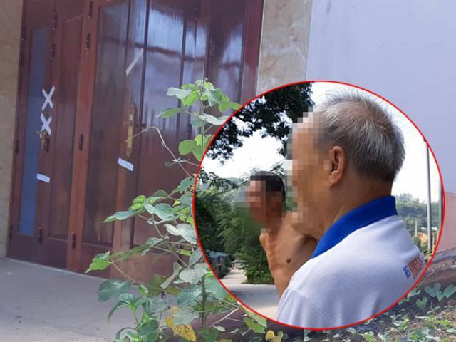 Vụ bác sĩ khai giết vợ: Tiết lộ bất ngờ từ hàng xóm sát vách