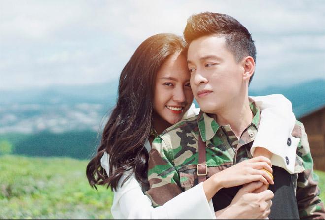Lam Trường ôm ấp bạn diễn nữ trong MV ngôn tình - 1