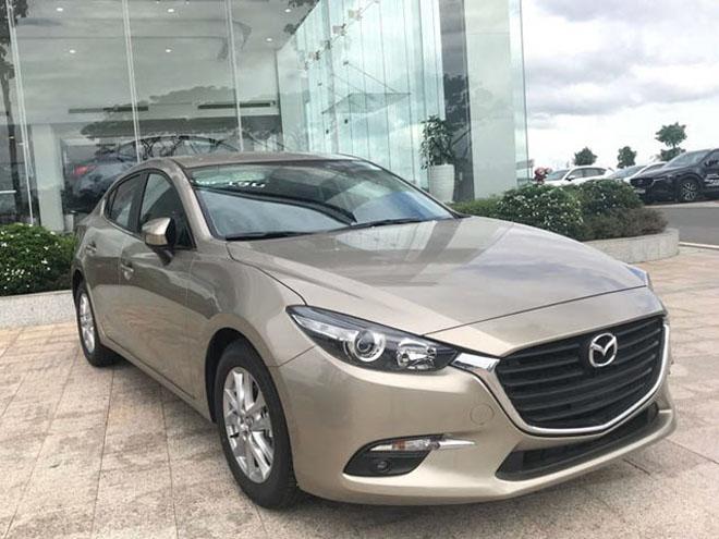 Giá xe Mazda cập nhật tháng 9/2018: Mazda BT-50 mới giá từ 729 triệu đồng - 1