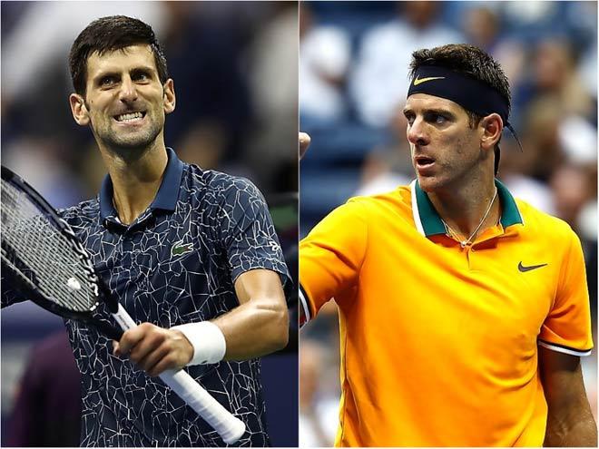 Chung kết US Open, Djokovic - Del Potro: Thư hùng thượng đỉnh - 1