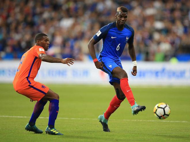 """Pháp – Hà Lan: Uy lực """"Vua World Cup"""", dàn SAO chờ mở tiệc - 1"""