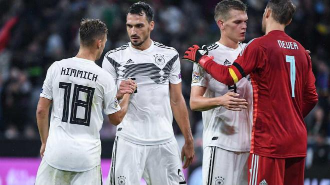 """Đức – Peru: """"Xe tăng"""" nghênh chiến, mệnh lệnh thắng trận - 1"""