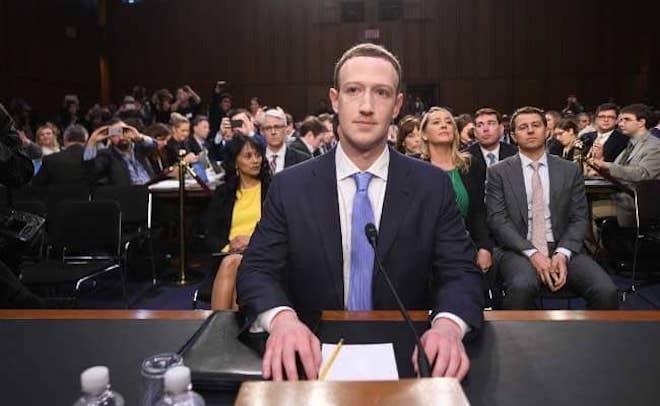 """Mark Zuckerberg hứa sẽ """"gột rửa"""" Facebook trong sạch hơn - 1"""