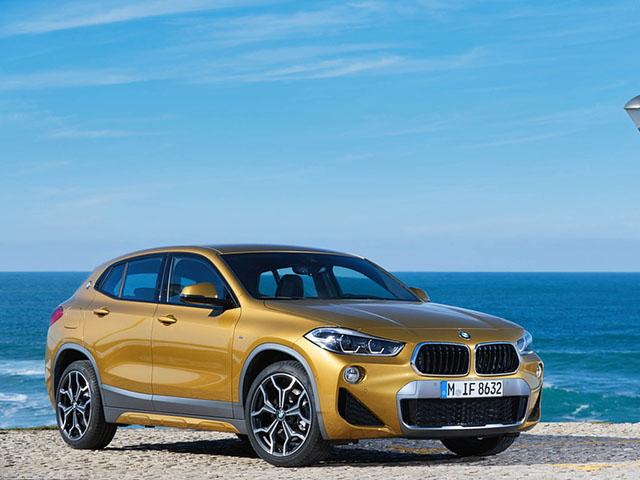 BMW X2 đã có mặt tại Việt Nam, dự kiến ra mắt vào tháng 9
