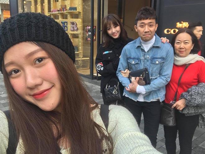 Chân dung em gái út xinh đẹp của MC Trấn Thành sắp tấn công showbiz - 1