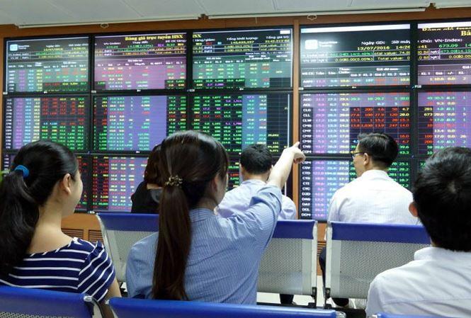 Thị trường chứng khoán phiên 7/9/2018: Đón dòng vốn ngoại - 1