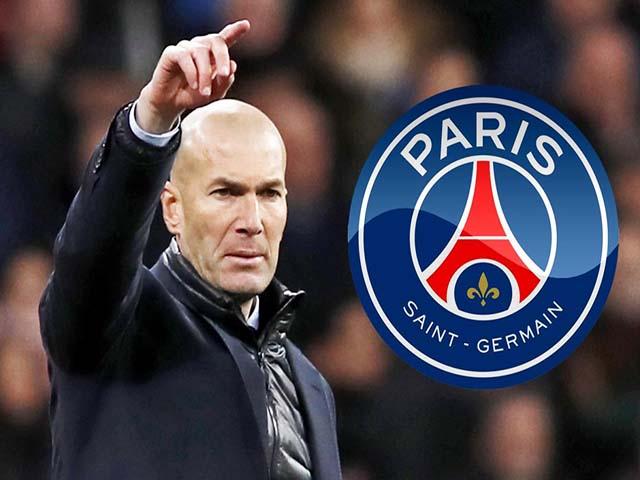"""MU đừng vội mừng:  PSG quyết """"cuỗm"""" Zidane xây bá mộng vô địch C1"""