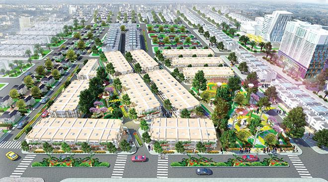Tiềm năng lớn của đất nền Eco Town Long Thành - 1