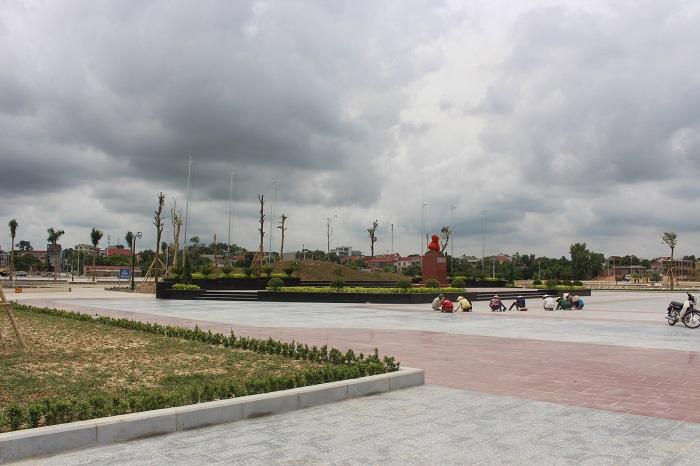 """Ngắm Công viên Fidel Castro ở vùng """"đất lửa"""" Quảng Trị - 1"""