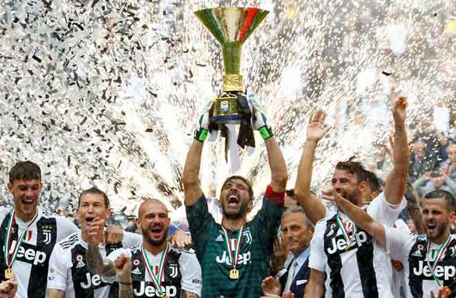 Juventus mơ vô địch C1: Không lo Ronaldo tịt ngòi, chờ bùng nổ khúc cua tử thần - 1