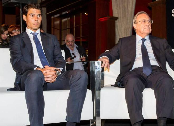 Tennis 24/7: Nadal bất ngờ được tiến cử làm Chủ tịch Real Madrid - 1