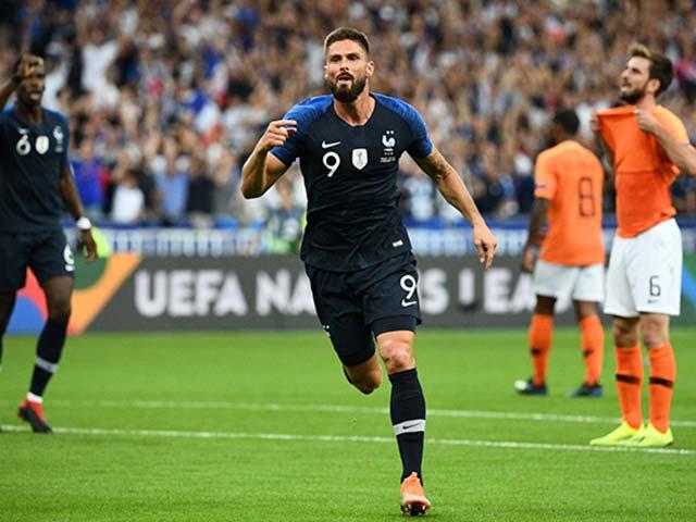 """Kết quả bóng đá Pháp - Hà Lan: Dứt mạch """"chân gỗ"""", chiến quả xứng đáng"""
