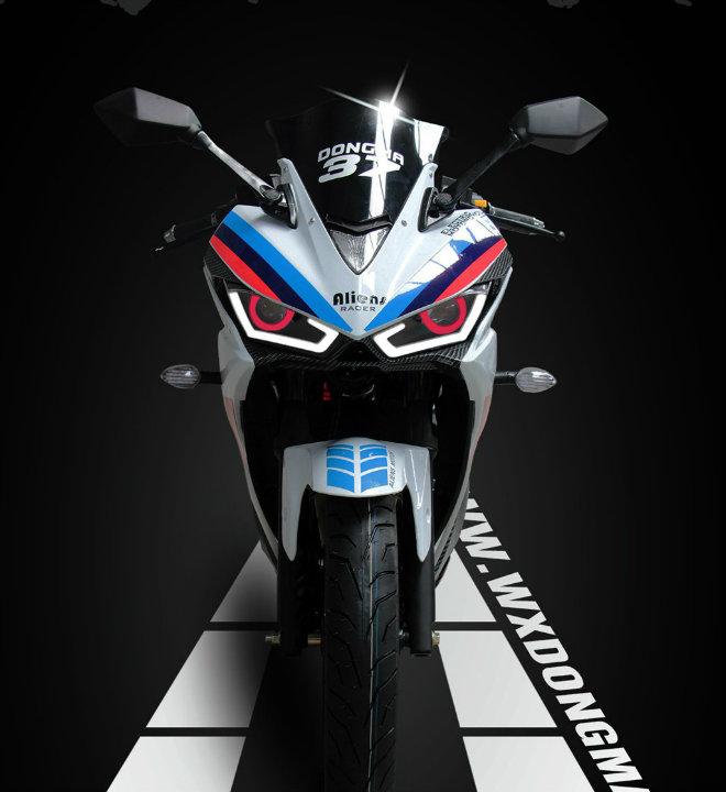 HOT: Môtô điện đẹp như Yamaha YZF-R3, giá 28 triệu đồng - 1