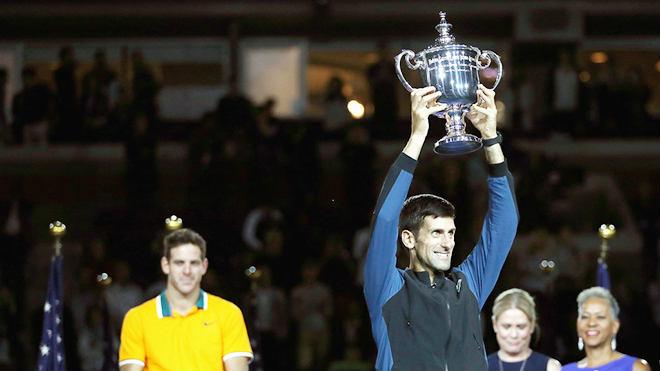 Djokovic vượt Federer vua săn tiền thưởng: Lên đỉnh nhờ vợ đẹp - 1