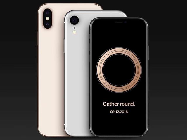 """TRỰC TIẾP: Tất tần tật thông tin về iPhone 2018 đã lộ trước """"giờ G"""""""