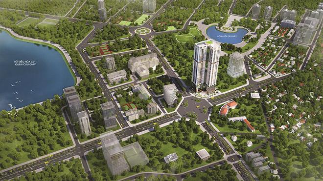 Mở bán Golden Park – căn hộ đẳng cấp trong quần thể khách sạn 4 sao - 1