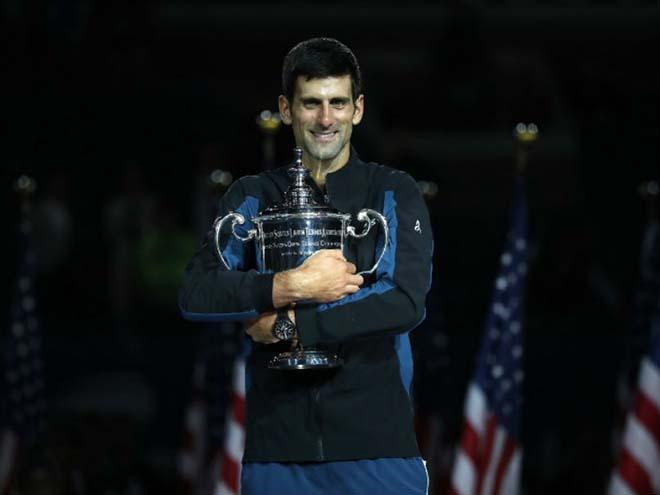 Novak Djokovic & Grand Slam 14: Thách thức ngai vàng Federer - Nadal - 1