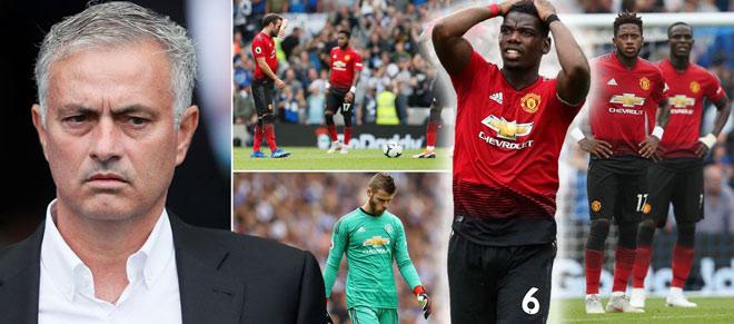"""Pogba """"tạo phản"""" Mourinho - MU: Sir Alex ngăn họa lớn bất thành - 1"""