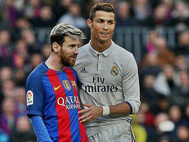 """Cuộc đua vĩ đại Ronaldo - Messi: Vệ tinh lạc nhịp, """"siêu nhân"""" hóa người thường"""