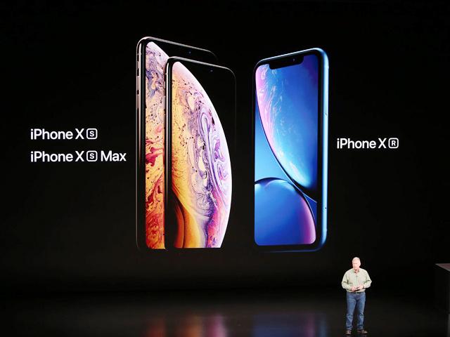 Đây là bảng giá của bộ ba iPhone Xs, Xs Max và Xr vừa trình làng - 1