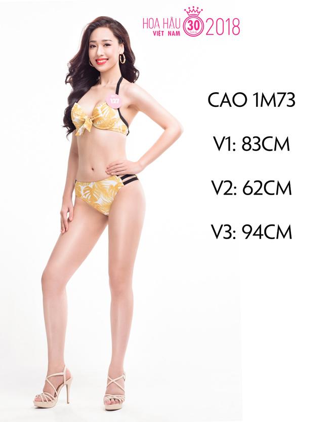 Nữ sinh Ngoại giao đã đẹp còn thạo 4 ngoại ngữ ở Hoa hậu Việt Nam - 1