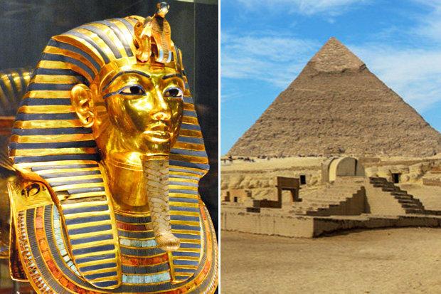 """Tìm thấy 800 ngôi mộ Ai Cập 4.000 năm ở """"thành phố của người chết"""" - 1"""