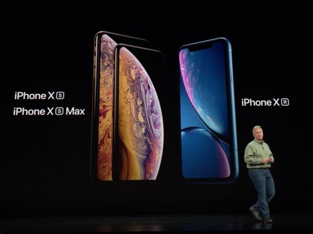 Video nhìn lại sự kiện ra mắt bộ 3 iPhone 2018 và Apple Watch Series 4