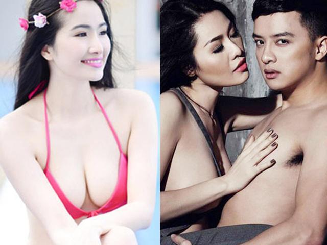 """Cao Thái Sơn sở hữu 7 """"người yêu tin đồn"""" nóng bỏng khiến đàn ông phát ghen"""