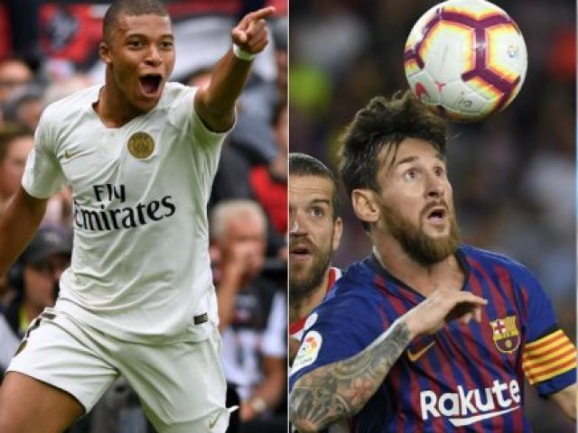 Mbappe 19 tuổi khiến cả thế giới nể phục: Messi và Ronaldo vẫn thua xa