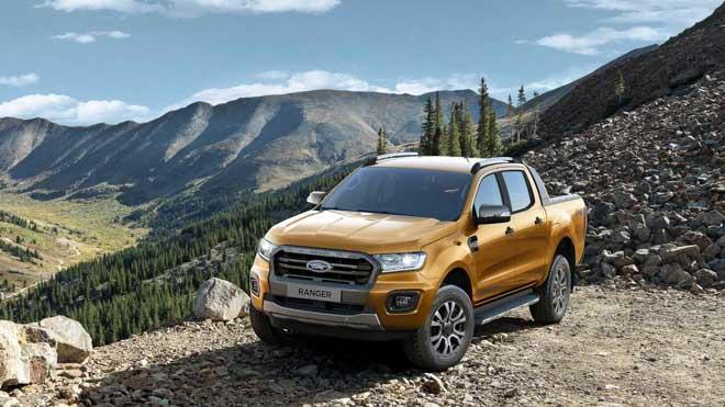 Ford Ranger 2019 ra mắt thị trường Việt Nam, giá đề xuất từ 630 triệu đồng - 1