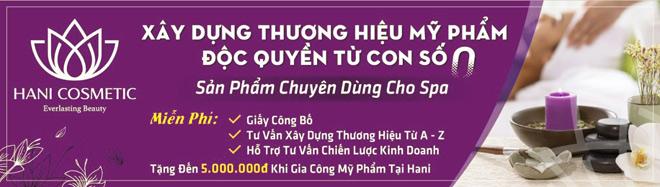 Hani Cosmetic - Dịch vụ gia công mỹ phẩm trọn gói tại Việt Nam - 1