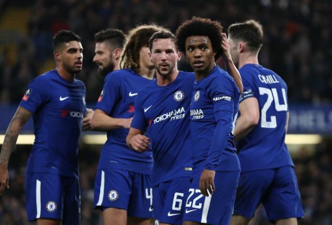 """Chelsea – Cardiff: Bắt nạt """"chim xanh"""", độc chiếm ngôi đầu - 1"""