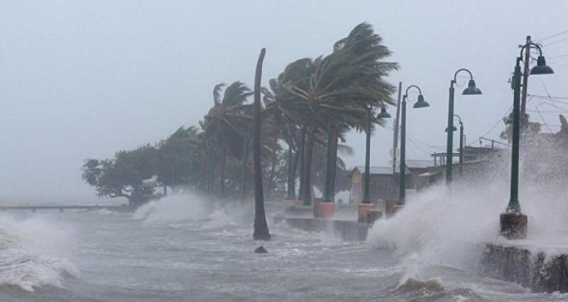 Quảng Ninh được dự báo là tâm điểm siêu bão MANGKHUT đổ bộ - 1