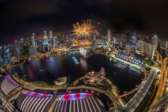 Đua xe F1, Singapore GP: Níu lại giấc mơ mong manh - 1