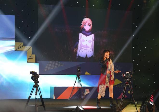 Sony livestream 2 nữ ca sĩ xinh đẹp của Nhật Bản bằng Facebook 360 độ - 1