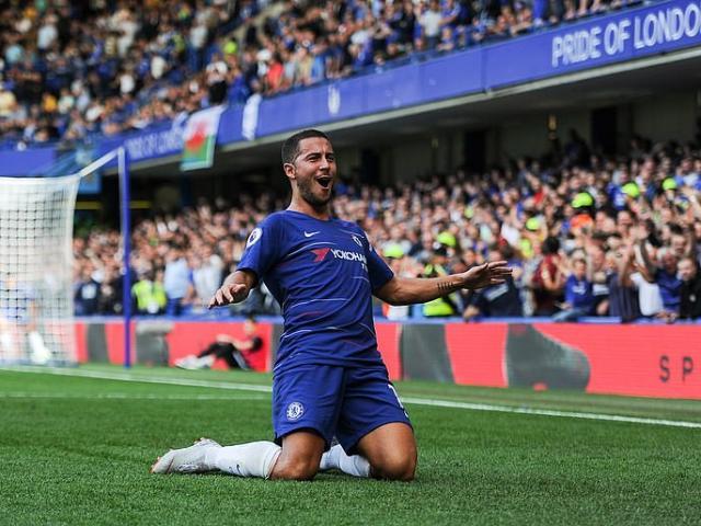 Chelsea rực lửa toàn thắng: Siêu nhân Hazard và ma thuật Sarri
