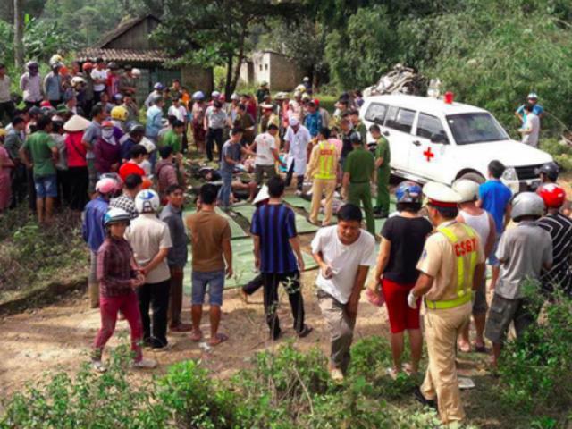 Bác sĩ nhớ lại vụ tai nạn thảm khốc ở Lai Châu: Tiếng khóc còn rên khẽ trong xe