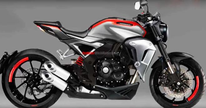 2019 Honda CB650R hoàn toàn mới rục rịch ra mắt - 1