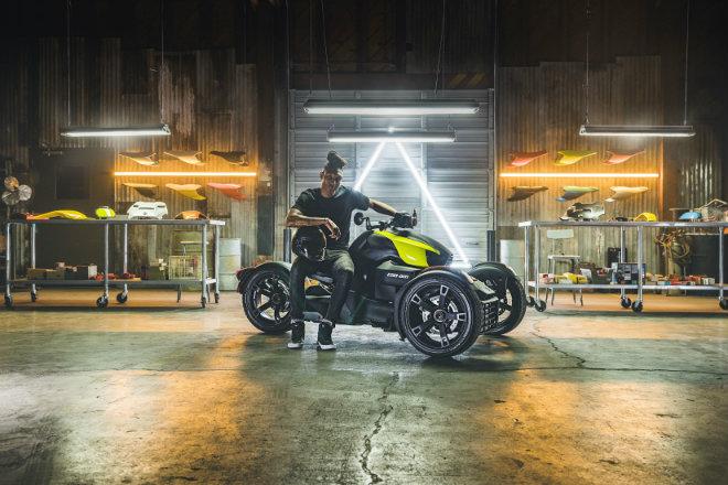 2019 Can-Am Ryker ra mắt, siêu hiện đại, giá cực mềm - 1