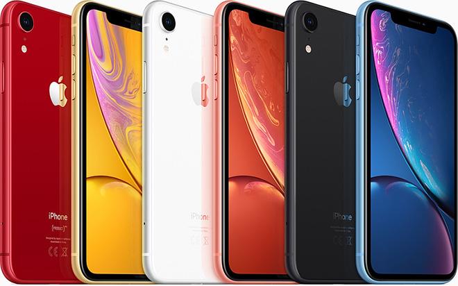 Xem chuyên gia phân tích ý nghĩa các màu sắc trên iPhone Xr - 1