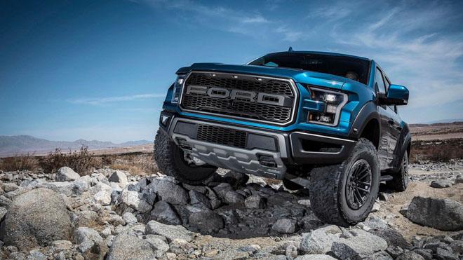 """Ford sẽ trang bị hệ thống kiểm soát hành trình """"đặc biệt"""" trên F-150 Raptor - 1"""